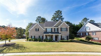 Loganville Single Family Home For Sale: 525 Victory Circle