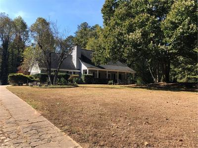Milton Single Family Home For Sale: 1905 Mayfield Road
