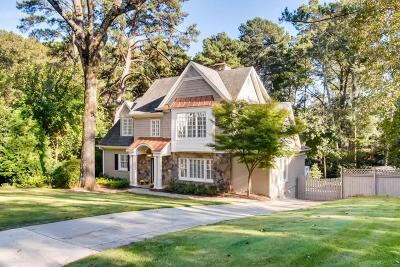 Single Family Home Contingent-Due Diligence: 687 Darlington Road NE