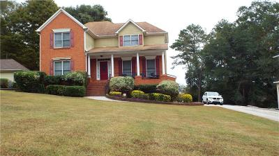 Decatur GA Single Family Home For Sale: $200,000
