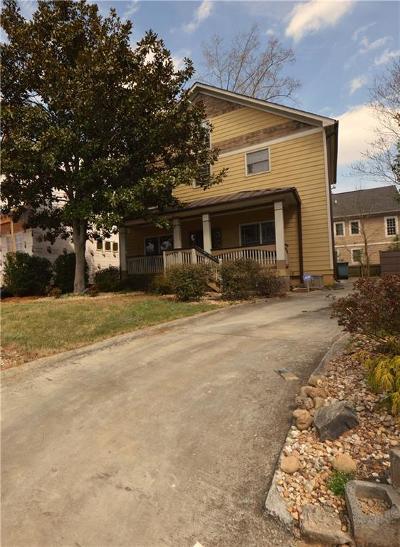 Brookhaven Single Family Home For Sale: 3247 Osborne Road