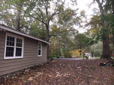 Dallas Single Family Home For Sale: 112 Chester Harris Drive