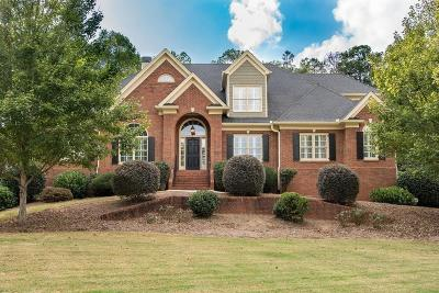 Kennesaw Single Family Home For Sale: 871 Foxwerthe Drive NW