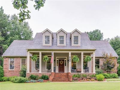 Locust Grove Single Family Home For Sale: 640 Burg