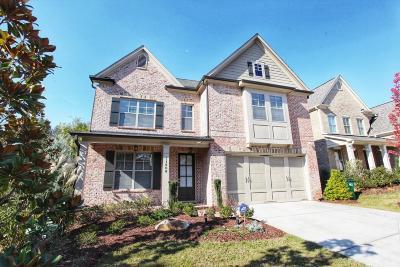 Johns Creek Single Family Home For Sale: 11608 Waterbury Lane