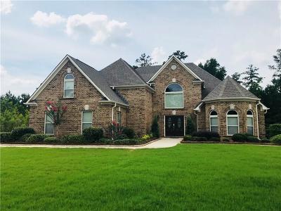 Hampton Single Family Home For Sale: 2108 Hammock Trail
