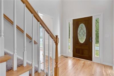 Acworth Single Family Home For Sale: 5126 Sherrer Drive NW