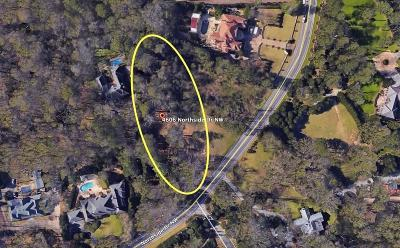 Sandy Springs Residential Lots & Land For Sale: 4606 Northside Drive NW