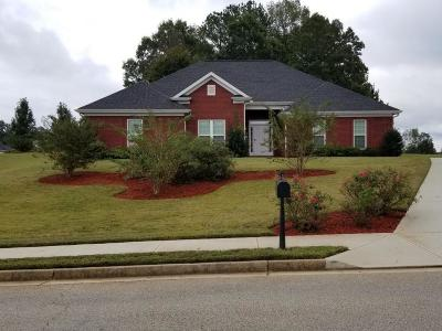 Stockbridge Single Family Home For Sale: 3101 Jackson Creek Drive