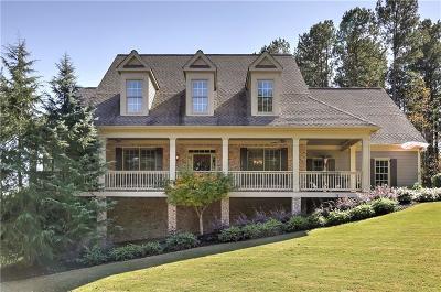 Canton Single Family Home For Sale: 108 Carter Lane