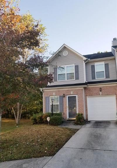 College Park Condo/Townhouse For Sale: 2715 Rocky Court