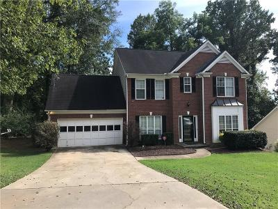Stone Mountain Single Family Home For Sale: 6967 Dockbridge Way