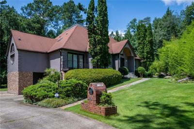 Roswell Single Family Home For Sale: 11260 Houze Road