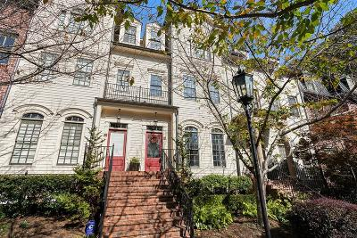 Atlanta Condo/Townhouse For Sale: 3127 Lenox Road NE #14