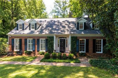 Atlanta Single Family Home For Sale: 565 Manor Ridge Drive NW