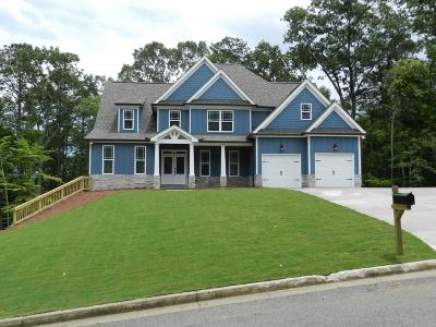 Cartersville Single Family Home For Sale: 33 Rock Ridge Court SE