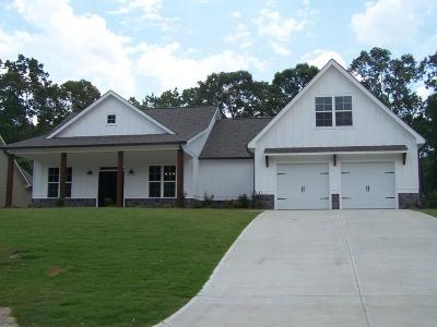 Cartersville Single Family Home For Sale: 34 Rock Ridge Court SE