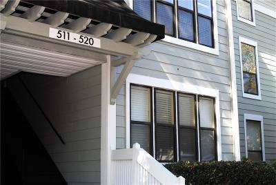 Atlanta Condo/Townhouse For Sale: 515 Summit North Drive NE