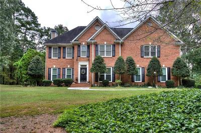 Cartersville Single Family Home For Sale: 35 Alex Drive NW