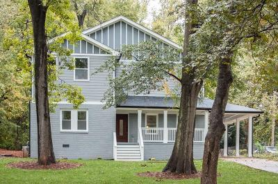 Decatur Single Family Home For Sale: 2044 East Drive