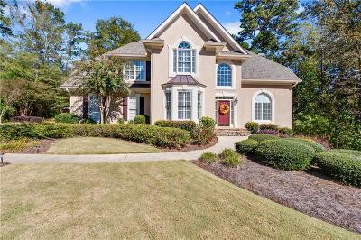 Grayson Single Family Home For Sale: 718 Anchorage Avenue