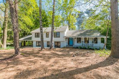 Berkeley Lake Single Family Home For Sale: 4285 S Berkeley Lake Road NW