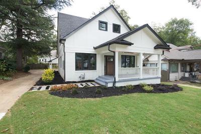 Decatur Single Family Home For Sale: 264 Cambridge Avenue