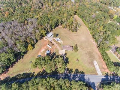 Roswell Single Family Home For Sale: 1320 Jones Road