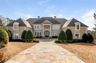 Alpharetta Single Family Home For Sale: 1045 Bedford Gardens Drive