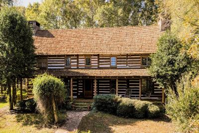 Franklin County Single Family Home For Sale: 3581 Clarks Creek Road