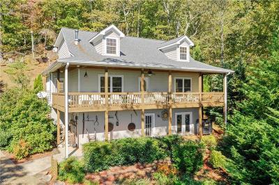 White County Single Family Home For Sale: 899 Wauka Ridge Road