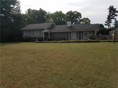 Decatur Single Family Home For Sale: 3985 Boring Road