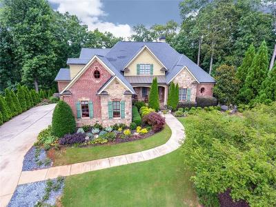 Flowery Branch Single Family Home For Sale: 5107 Deer Creek Court