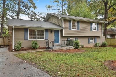 Chamblee Single Family Home For Sale: 2723 Frontier Court