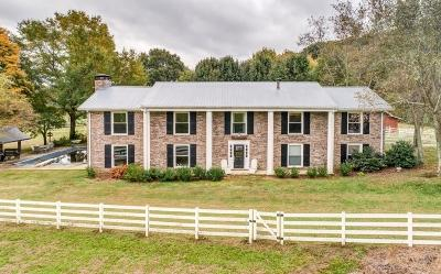 Powder Springs Single Family Home For Sale: 3807 Casteel Road