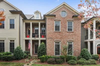 Norcross Condo/Townhouse For Sale: 6152 Ellery Street