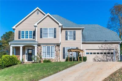Oakwood Single Family Home For Sale: 4950 Cedar Trace Court