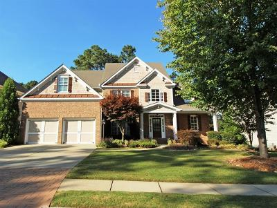 Acworth Single Family Home For Sale: 266 Kingsford Crossing