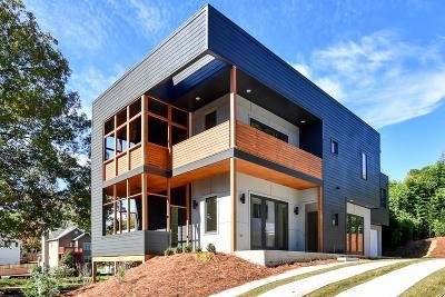 Grant Park Single Family Home For Sale: 780 Mercer Street SE