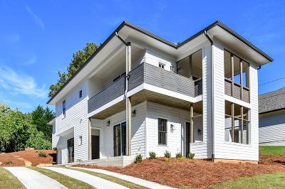 Atlanta Single Family Home For Sale: 788 Mercer Street SE