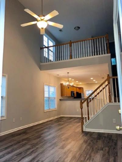 Kennesaw Condo/Townhouse For Sale: 2127 Goldwaite Court NW #10
