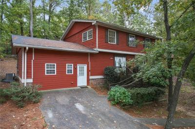 Single Family Home For Sale: 6935 Ivy Log Drive