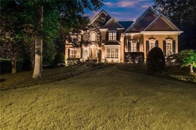 Alpharetta Single Family Home For Sale: 490 Newport Heights