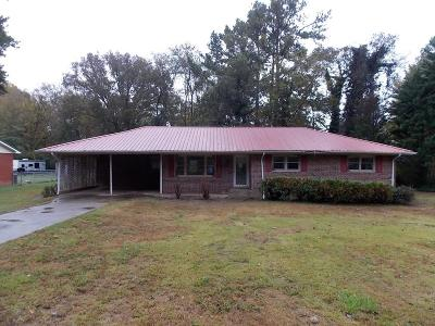 Rockmart Single Family Home For Sale: 411 Sherwood Morgan Drive
