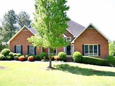 Marietta Single Family Home For Sale: 5480 Conway Drive
