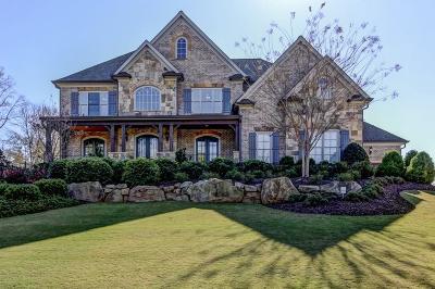 Alpharetta, Cumming, Milton, Johns Creek, Roswell Single Family Home For Sale: 3267 Watsons Bend