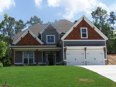 Cartersville Single Family Home For Sale: 13 Bridgestone Way SE