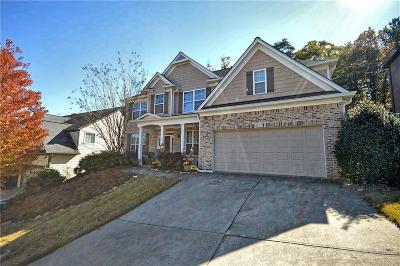 Canton Single Family Home For Sale: 718 Crimson Morning View