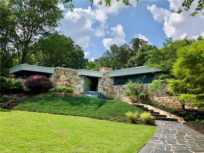 Buckhead Single Family Home For Sale: 3905 Parian Ridge Road NW