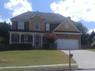 Grayson Single Family Home For Sale: 2515 Potomac View Court